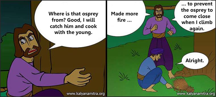Maha Ukkusa Jataka นิทานชาดกเรื่อง มิตรแท้ มหาอุกกุสชาดก  ชาดกว่าด้วยการผูกมิตร