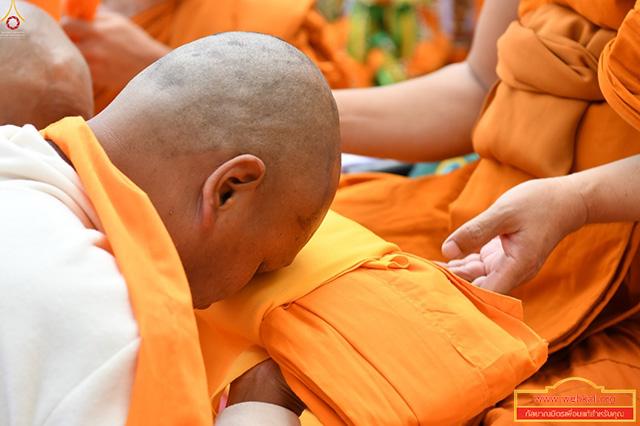 โครงการบรรพชามหาชาติ 100 รูป ใต้ต้นพระศรีมหาโพธิ์ ณ เจดีย์มหาโพธิ พุทธคยา ประเทศอินเดีย วันที่ 5-17 กุมภาพันธ์ พ.ศ. 2561